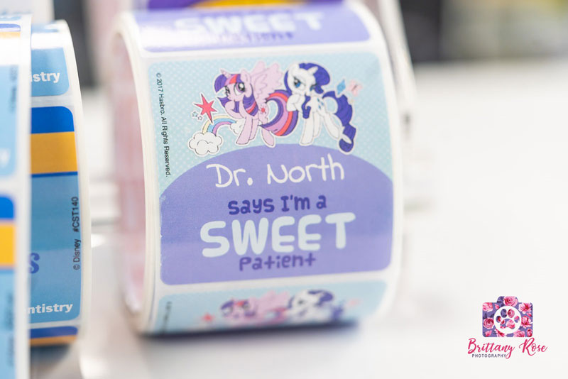 Dr. North Says I am a sweet Patient